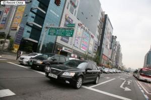 韓国の「当たり屋」