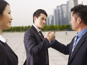 韓国で信頼できる企業と提携する為にも