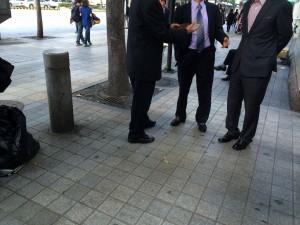 韓国人ビジネスマンの現状